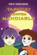 Okładka książki - Tapatiki kontra Mandiable