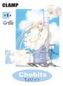 Okładka książki - Chobits tom 1