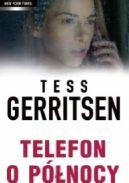 Okładka ksiązki - Telefon o północy