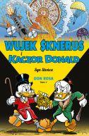 Okładka ksiązki - Wujek Sknerus i Kaczor Donald  Syn Słońca