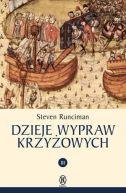 Okładka książki -  Dzieje Wypraw Krzyżowych. T III