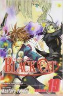 Okładka książki - Black Cat, Vol. 19