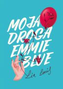 Okładka książki - Moja droga Emmie Blue