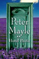 Okładka ksiązki - Hotel Pastis