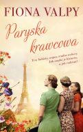 Okładka książki - Paryska krawcowa