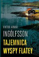 Okładka książki - Tajemnica wyspy Flatey