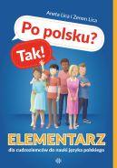 Okładka - Po polsku? Tak!. Elementarz dla cudzoziemców do nauki języka polskiego