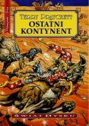 Okładka książki - Ostatni kontynent