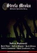 Okładka ksiązki - Strefa Mroku: Jedenastu Apostołów Grozy