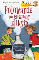 Okładka ksiązki - Polowanie na klasztorny eliksir