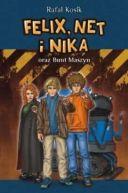Okładka książki - Felix, Net i Nika oraz Bunt Maszyn