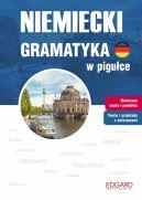 Okładka ksiązki - Niemiecki. Gramatyka w pigułce