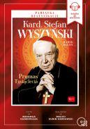 Okładka -  Kardynał Stefan Wyszyński - Prymas Tysiąclecia. Audiobook