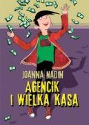 Okładka ksiązki - Agencik i wielka kasa