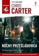 Okładka ksiązki - Nocny prześladowca. Audiobook