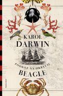 Okładka - Podróż na okręcie Beagle