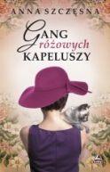 Okładka ksiązki - Gang różowych kapeluszy