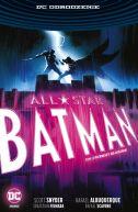 Okładka książki - All-Star Batman  Pierwszy sojusznik, tom 3. DC Odrodzenie