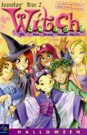 Okładka - W.I.T.C.H. Halloween