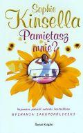 Okładka ksiązki - Pamiętasz mnie?