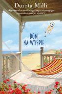 Okładka ksiązki - Dom na wyspie
