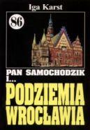 Okładka ksiązki - Pan Samochodzik i podziemia Wrocławia