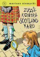 Okładka książki - Zuzia kontra Scotland Yard