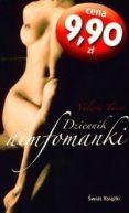 Okładka - Dziennik nimfomanki