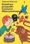 Okładka - Osobliwe przypadki Cymeona Maksymalnego