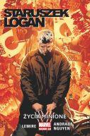 Okładka książki - Marvel Now 2.0: Staruszek Logan. Tom 6. Życia minione