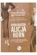 Okładka - Prokurator Alicja Horn