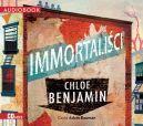 Okładka książki - Immortaliści. Audiobook