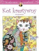 Okładka książki - Kot kreatywny