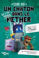 Okładka - Minecraft 8. Pamiętnik 8-bitowego kota. Przepowiednia