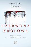 Okładka książki - Czerwona Królowa
