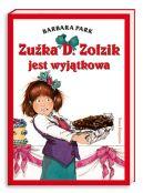 Okładka ksiązki - Zuźka D. Zołzik jest wyjątkowa