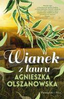 Okładka ksiązki - Wianek z lauru