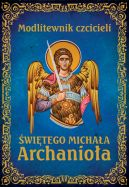 Okładka - Modlitewnik czcicieli św Michała