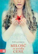 Okładka książki - Miłość za wszelką cenę