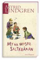 Okładka ksiązki - My na wyspie Saltkrakan