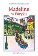 Okładka książki - Madeline w Paryżu
