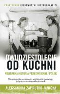Okładka ksiązki - Dwudziestolecie od kuchni