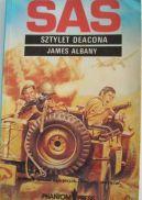 Okładka ksiązki - Sztylet Deacona