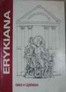 Okładka książki - Erykiana. Rzecz o Lipińskim