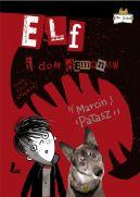 Okładka ksiązki - Elf i dom demonów