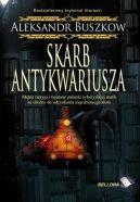 Okładka ksiązki - Skarb antykwariusza