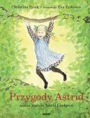 Okładka - Przygody Astrid - zanim została Astrid Lindgren