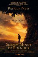 Okładka ksiązki - Siedem minut po północy