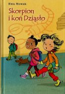 Okładka ksiązki - Skorpion i koń Dziąsło
