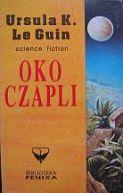 Okładka ksiązki - Oko czapli